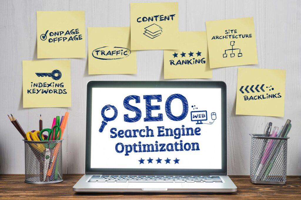 migliorare ottimizzazione sito web google